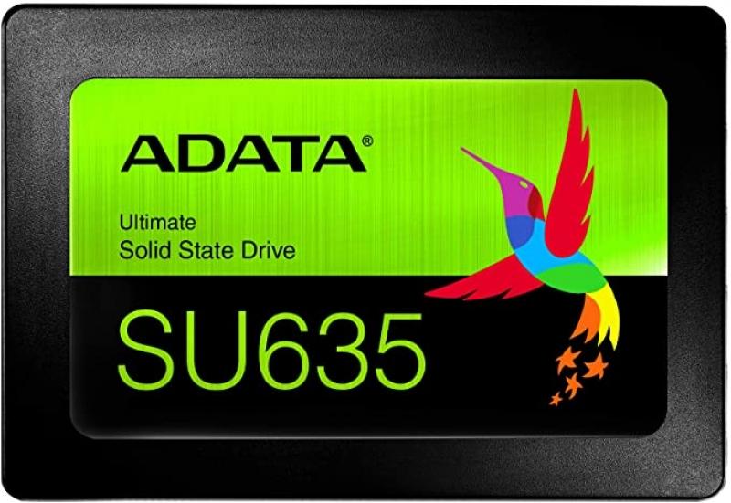 ihocon: ADATA SU635 240GB 3D-NAND SATA 2.5 Inch Internal SSD 內置固態硬碟
