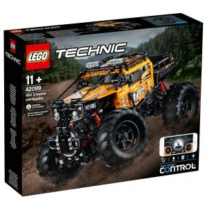 [便宜] LEGO Technic 4×4 X treme Off Roader 42099 (958 Pieces) $167(原價$249.99)