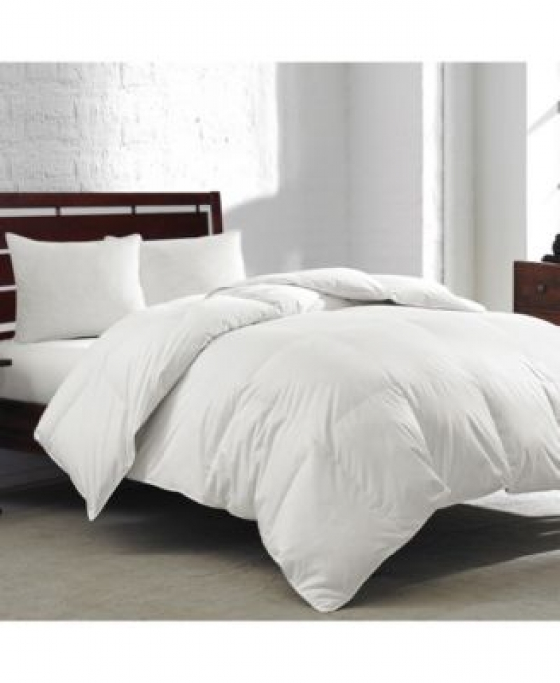 ihocon: Royal Luxe White Goose Feather & Down  240-Thread Count Full/Queen Comforter 羽絨被