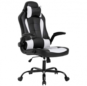 ihocon: BestOffice PC Ergonomic Gaming Chair 仿皮人體工學電腦遊戲椅/辦公椅