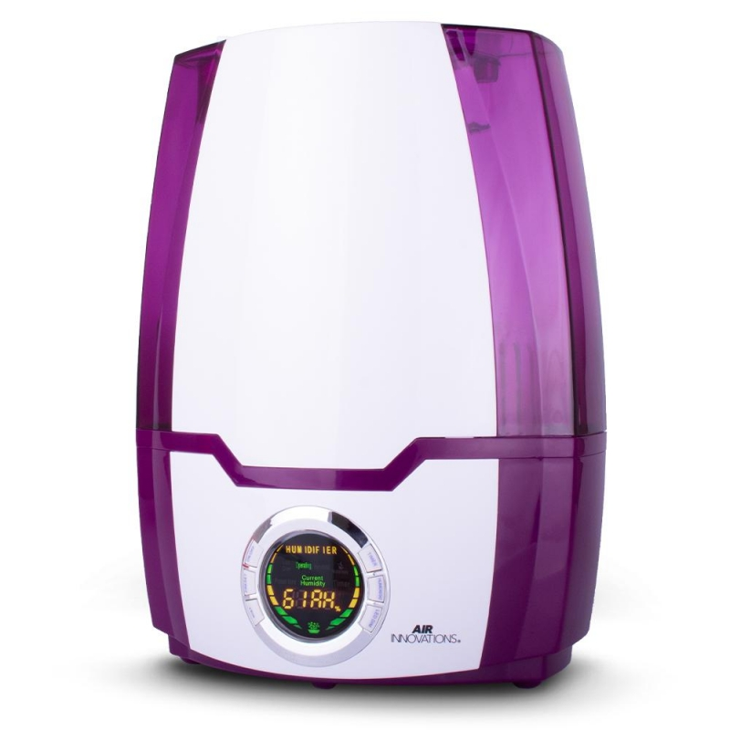 ihocon: Air Innovations 1.37 Gal. Cool Mist Digital Humidifier for Large Rooms Up To 400 sq. ft 室內加濕器