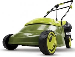 ihocon: Sun Joe MJ401E-PRO 14 inch 13 Amp Electric Lawn Mower w/Side Discharge Chute 電動除草機