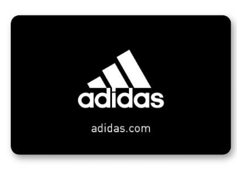 ihocon: $50 adidas gift card只賣$40