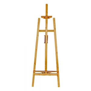 ihocon: Ktaxon 5ft Wood Easel Stand木製畫架