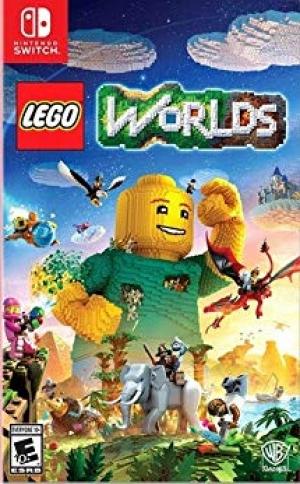 Nintendo Switch遊戲- LEGO Worlds $13.99(原價$24.99)
