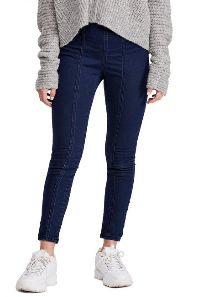 ihocon: Free People Feel Alright Skinny Jeans 牛仔褲