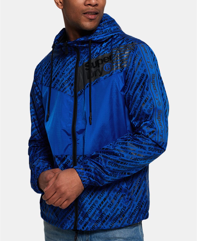 Superdry 男士連帽夾克 $36.13(原價$109.50)