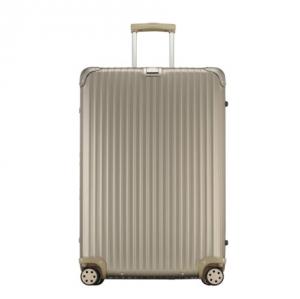 ihocon: RIMOWA Topas Titanium 77 Multiwheel Suitcase 行李箱