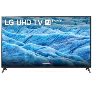 ihocon: LG 70 Inch LED 4K UHD HDR Smart TV w/AI ThinQ - 70UM7370PUA  70吋智能電視