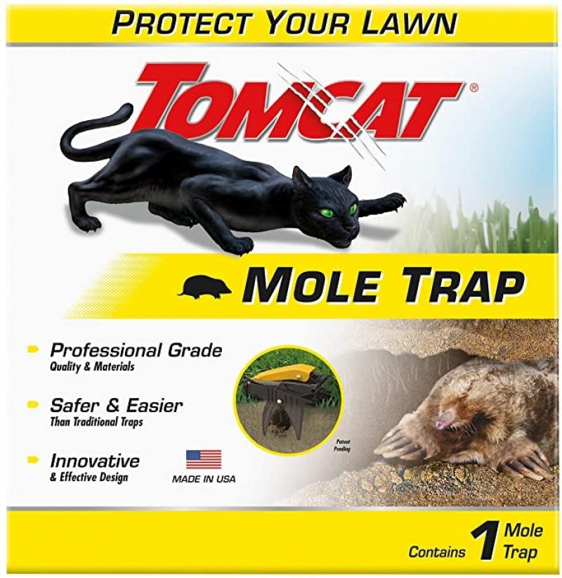 ihocon: Tomcat 0363210 Mole Trap捕地鼠器