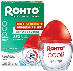 ihocon: Rohto Maximum Redness Relief 紅眼緩解眼藥水