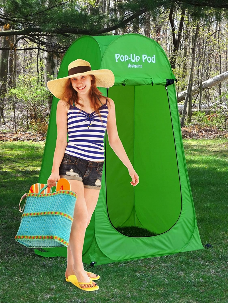 ihocon: GigaTent Pop Up Pod Changing Room Privacy Tent 便攜隱私帳