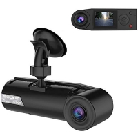 SOLIOM G1 雙鏡頭行車記錄器 $61.99免運(原價$109.99)