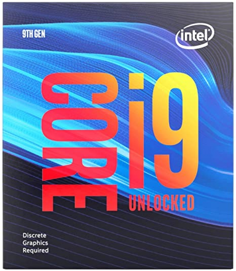 ihocon: Intel Core i9-9900KF Coffee Lake Octa Core 3.6 GHz LGA 1151 Desktop Processor 電腦處理器