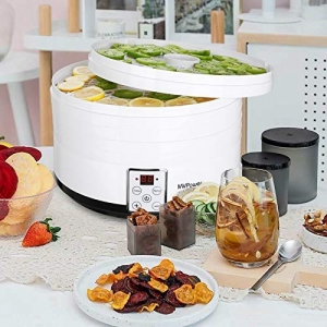 ihocon: MVPower Food Dehydrator Machine 五層食品乾燥機/乾果機