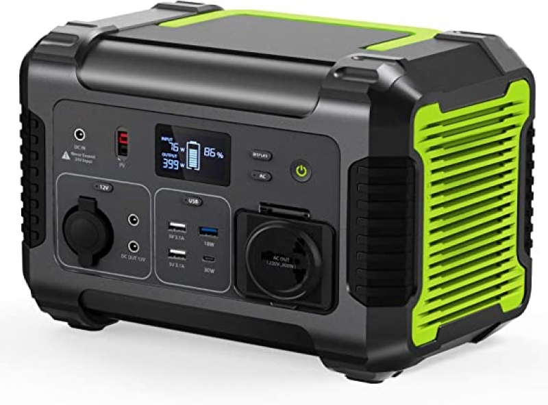 ihocon: Paxcess Rockman 500W Portable Power Station 便攜儲電器/行動電源