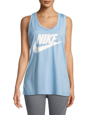 Nike 女士 Logo Tank $11.90免運 (原價$35)
