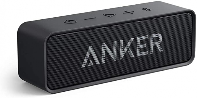 ihocon: Anker Soundcore Bluetooth Speaker with Loud Stereo Sound, 24-Hour Playtime, 66 ft Bluetooth Range, Built-in Mic 藍牙無線揚聲器