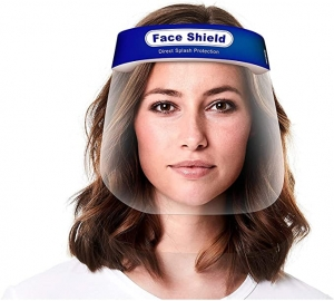 ihocon: True Snap Reusable Face Shield 5-Pack 防護面罩