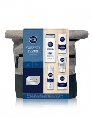 ihocon: NIVEA Men Dapper Duffel Gift Set - 5 Piece Collection 男士禮品套裝