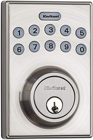 ihocon: Kwikset 92640-001 Contemporary Electronic Keypad 電子門鎖