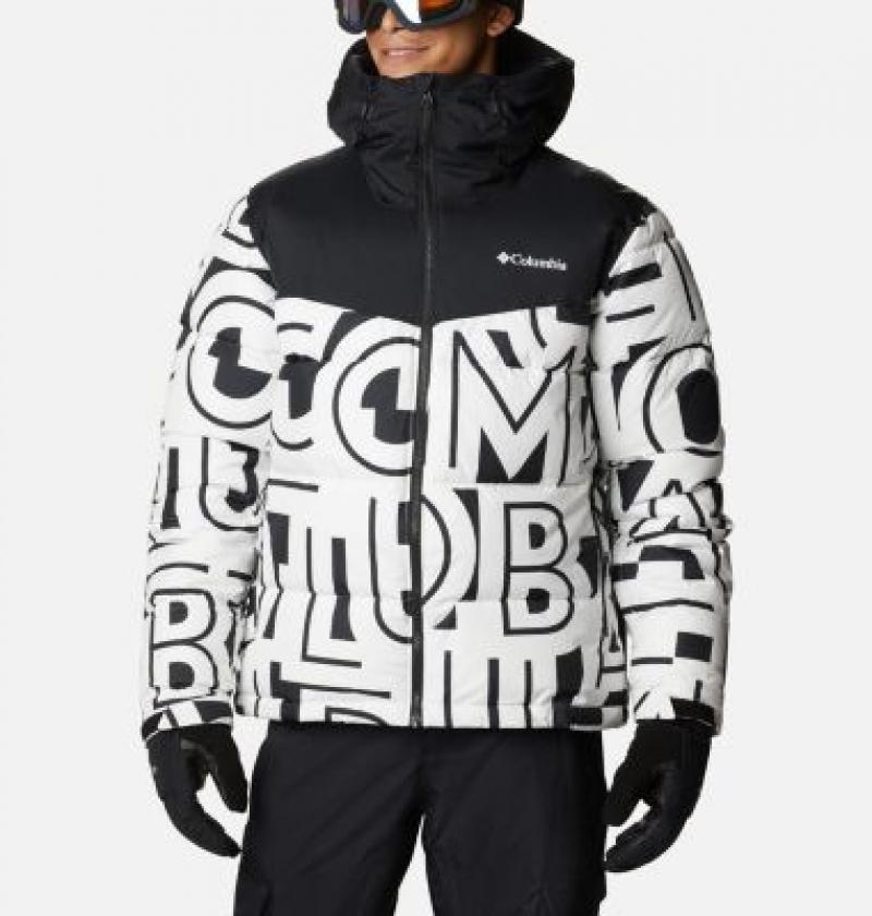 ihocon: Columbia Men's Iceline Ridge Jacket 男士Omni-Heat雪衣