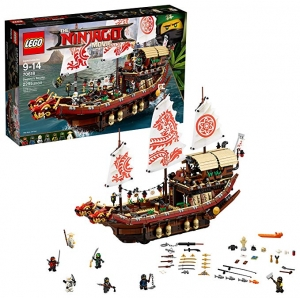 ihocon: LEGO樂高積木Ninjago Movie Destiny's Bounty 70618 (2295 Piece)