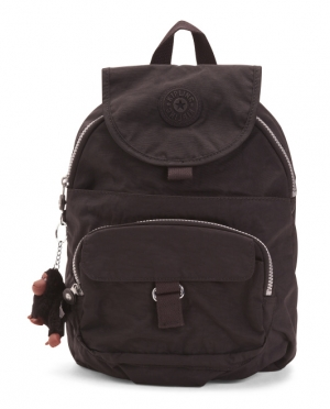 ihocon: KIPLING Queenie Nylon Small Flap Backpack背包