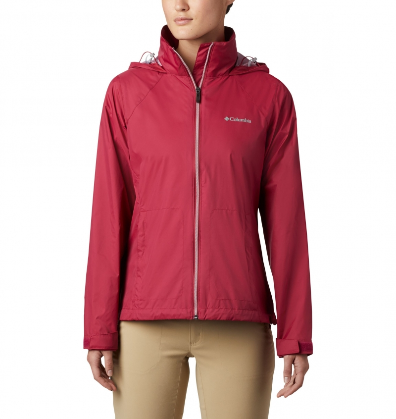 ihocon: Columbia Women's Switchback III Jacket 女士防水夾克-多色可選