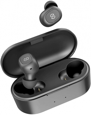 ihocon: SoundPEATS True Wireless Earbuds 5.0 Bluetooth Headphones 真無線耳機