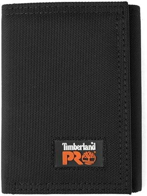 ihocon: Timberland PRO Men's Cordura Nylon RFID Trifold Wallet 防資料竊取男士三折錢夾