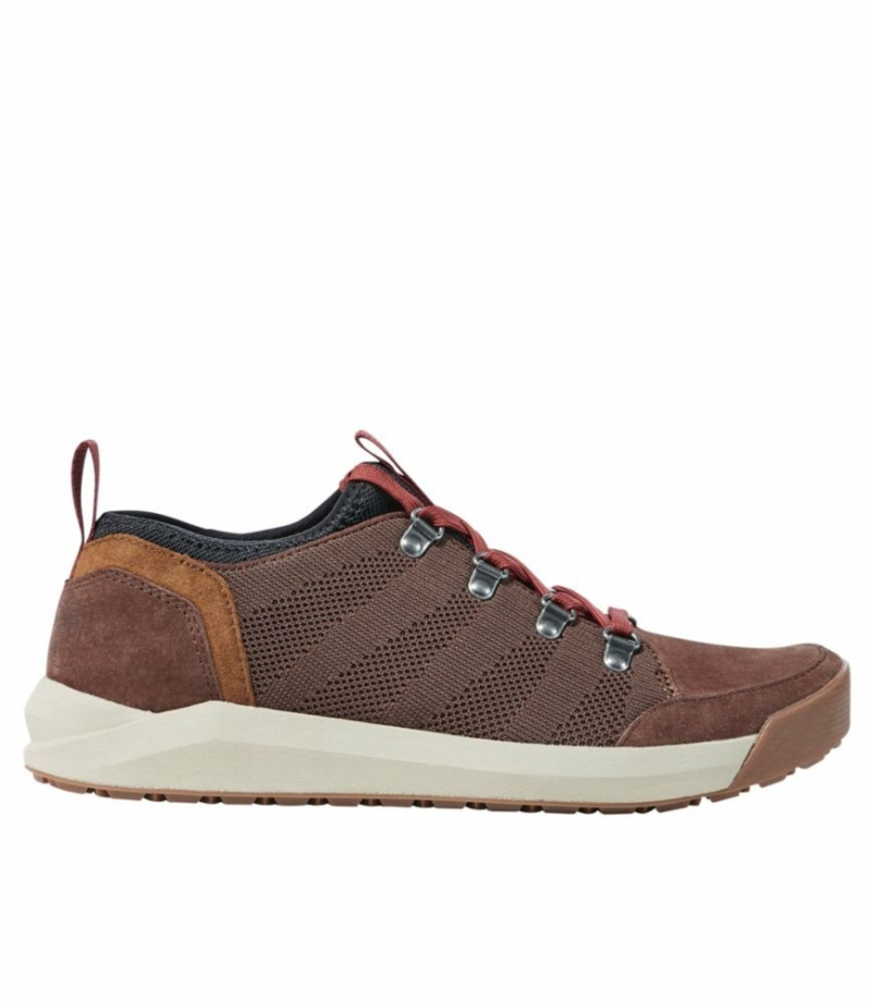 ihocon: L.L. Bean Men's Vista Low-Lace Hikers 男士低幫登山鞋