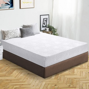 ihocon: Olee Sleep 6 Inch Ventilated Multi Layered Memory Foam Mattress  多層記憶棉床墊, Queen Size