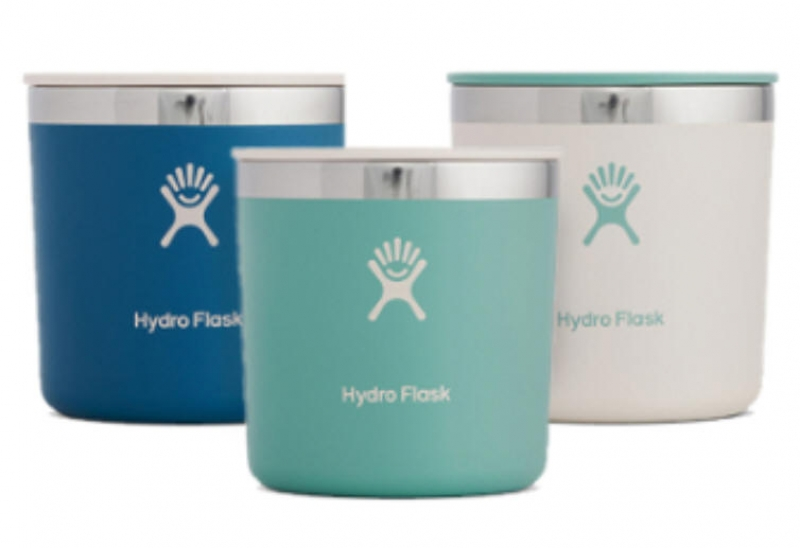 ihocon: Hydro Flask Winter Wanderland Limited Edition 10 oz Rocks-3色可選