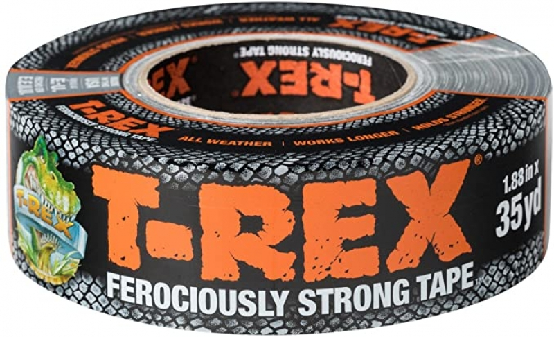 ihocon: T-REX Ferociously Strong Tape, 1.88 Inches x 35 Yards, Waterproof 防水強力膠帶