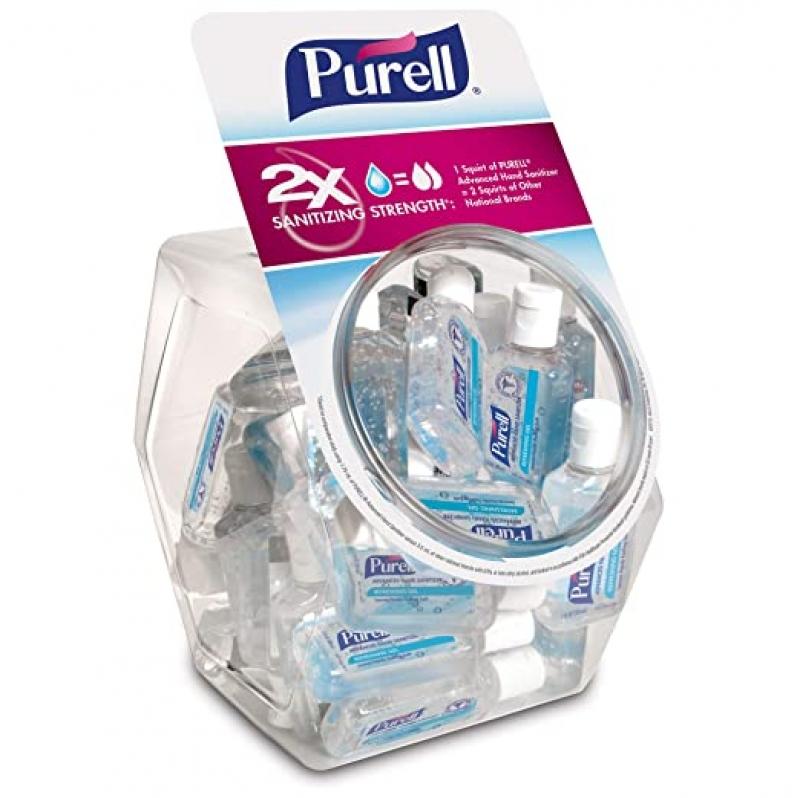 ihocon: PURELL Advanced Hand Sanitizer Refreshing Gel, 1 fl oz (Pack of 36)手部消毒液/乾洗手