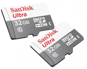 ihocon: SanDisk Ultra 32GB microSDHC (2 Pack) 記憶卡
