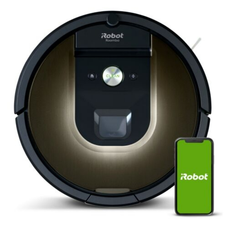 [原廠翻新機] iRobot Roomba 980 吸地機器人 $349.99(原價$599.99)