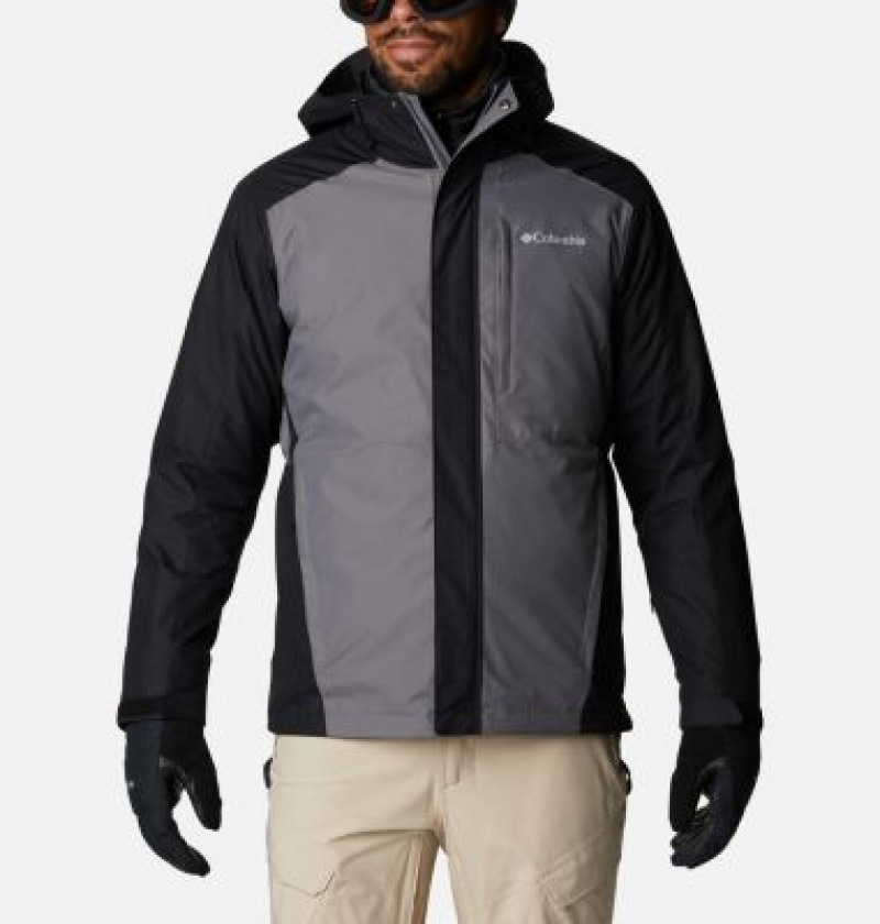 ihocon: Men's Nordic Point™ III Interchange Jacket, Omni-Heat男士3合1連帽外套(