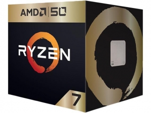 ihocon: AMD Ryzen 7 2700X AMD50 Gold Edition 3.7 GHz (4.3 GHz Max Boost) Socket AM4 YD270XBGAFA50 Desktop Processor