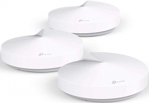 ihocon: TP-Link Deco Whole Home Mesh WiFi System (M5), Works with Amazon Alexa, Up to 5,500 sq. ft. Coverage 家庭網路系統