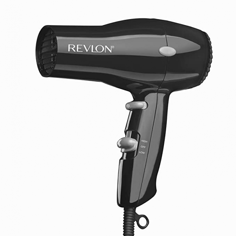 ihocon: REVLON 1875W Lightweight + Compact Travel Hair Dryer 便攜式旅行吹風機