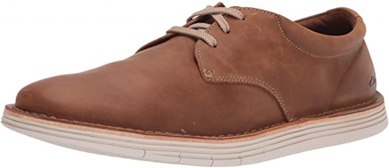 ihocon: Clarks Men's Forge Vibe Oxford 男鞋