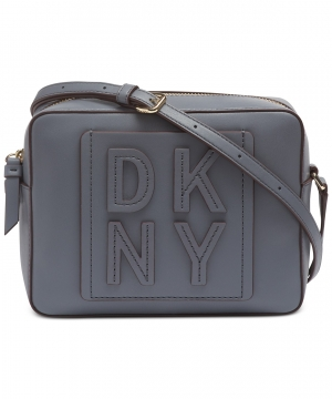 ihocon: DKNY Tilly Stacked Logo Camera Bag 斜背包 - 2色可選