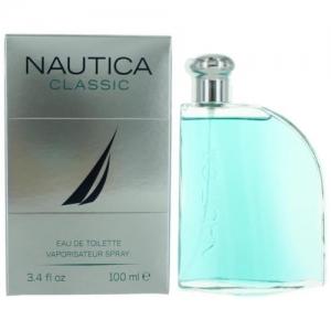 ihocon: Nautica Classic Cologne 3.4 oz EDT Spray for Men男士古龍水