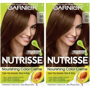 Garnier卡尼爾染髮劑 2盒 $9.76(原價$13.98)