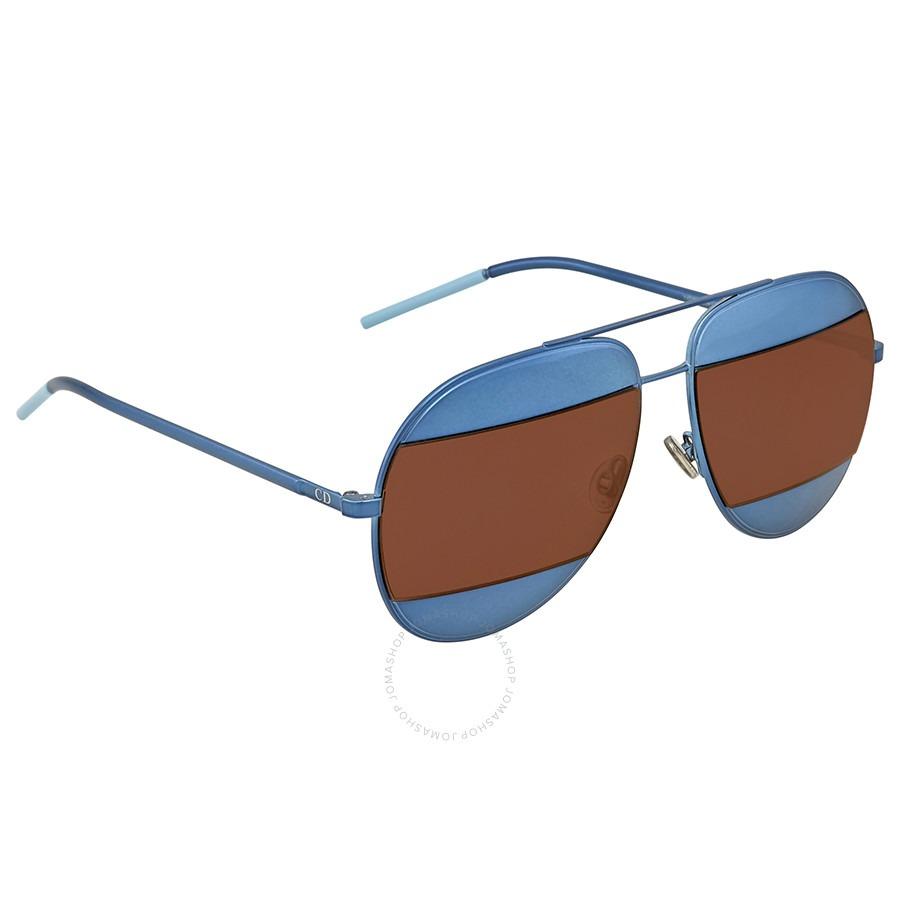 Dior 飛行員太陽眼鏡 $89.99(原價$495)