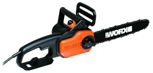ihocon: WORX WG305.2 8 Amp 14 Electric Chainsaw with Auto-Tension電鋸(Open Box)