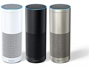 ihocon: Amazon Echo Plus Wireless Speaker With Built-in Hub (第一代)