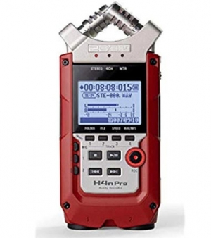 ihocon: Zoom H4N Pro Handy Recorder, H4NPRORED手持數位錄音機